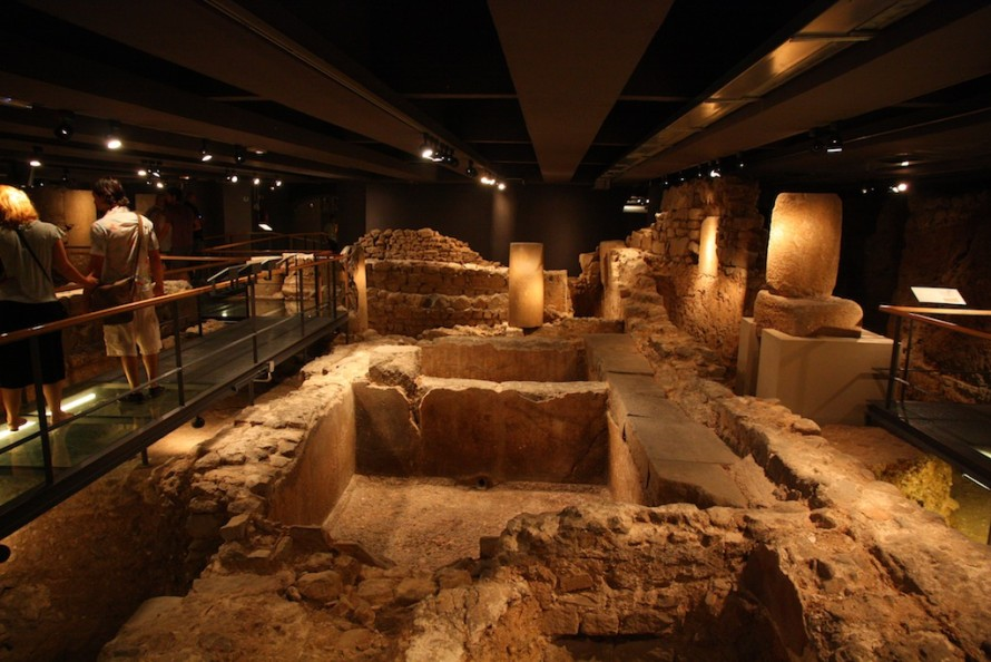 Музей истории Барселоны,